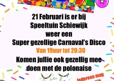 Carnavalsdisco 2020